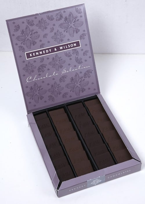 70% Dark Chocolate Thins
