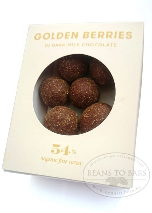 Naive Golden Berries Riot