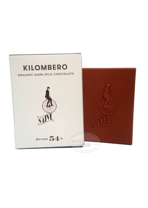 Single Origin Organic Dark-Milk Chocolate Kilombero Valley