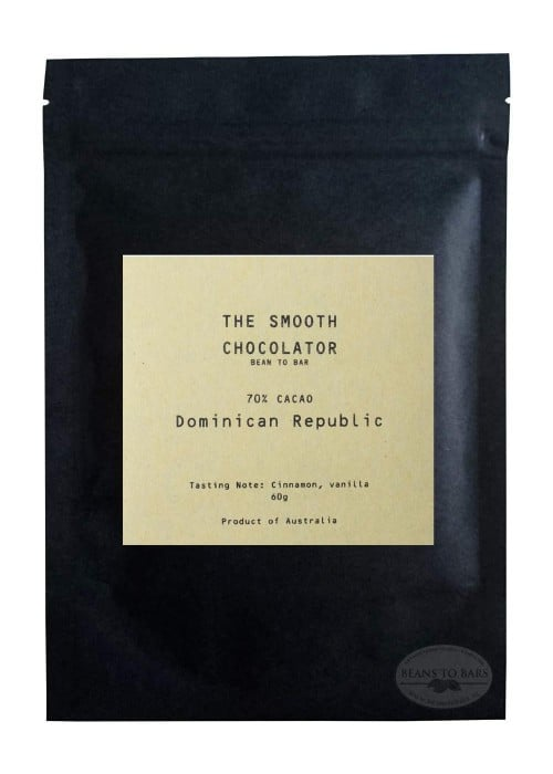 70% Single Origin Dark Chocolate Dominican Republic