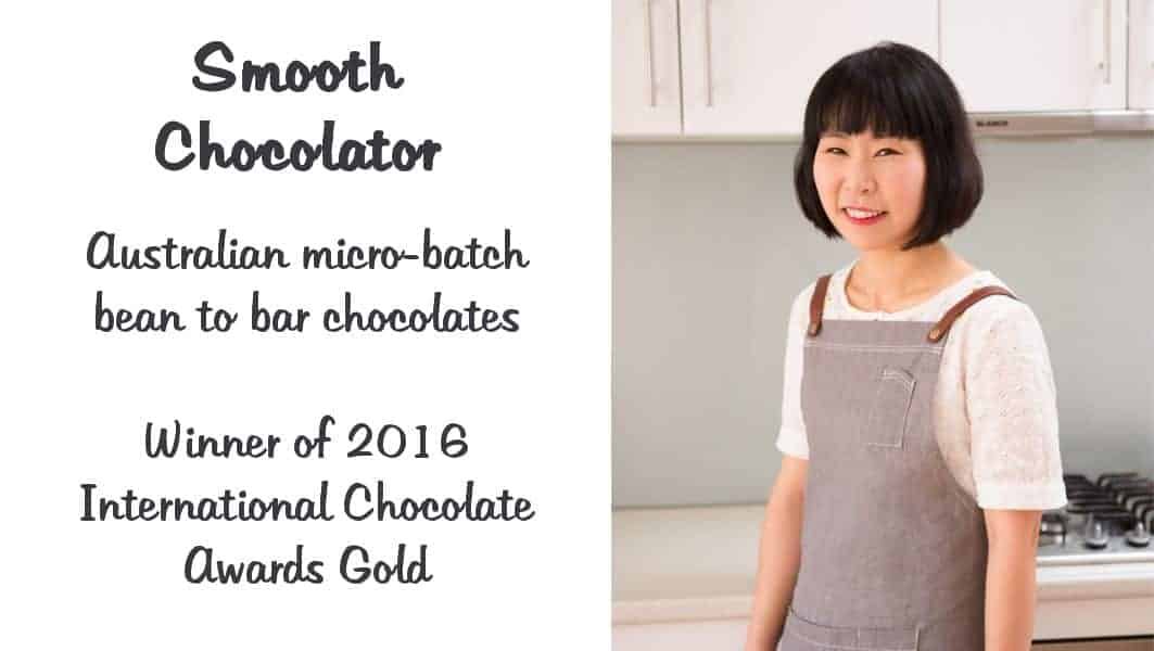 Smooth Chocolator Beans to Bars