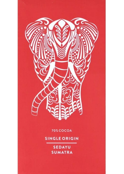 70% Single Origin Dark Chocolate Sumatra
