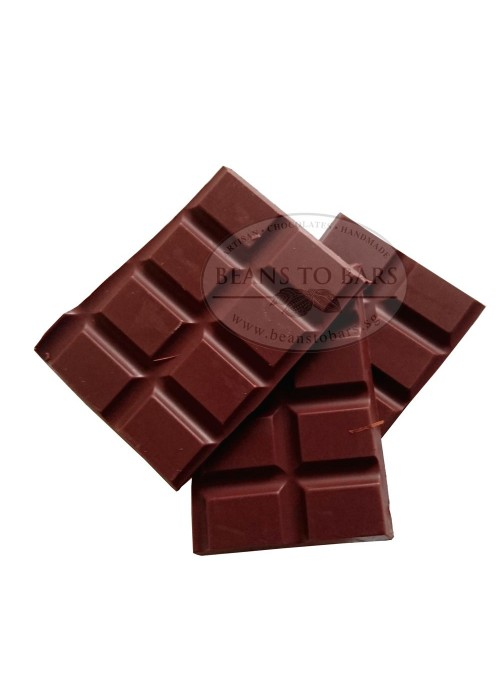 55% Organic Single Origin Vegan Milk Chocolate Ecuador