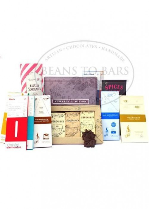 Artisan Chocolates Art-Paper Gift Box Gift Hamper