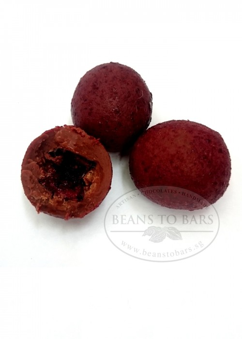 Organic Milk Chocolate Covered Cherries