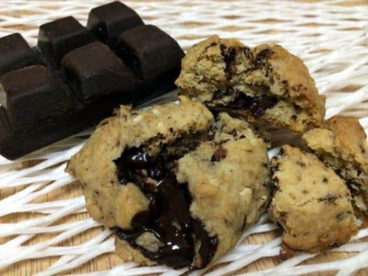 Cookies With Couverture
